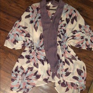 Beautiful kimono size small